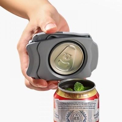 캔따개 뚜껑 오프너 맥주 음료 홈 데코레이션 카페 얼음 리필