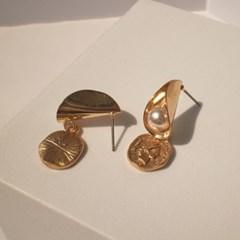 des glaneuses earring 이삭줍는 여인들 이어링