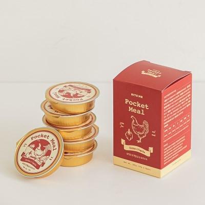 바잇미 포켓밀 - 치킨 (30g*6개입)