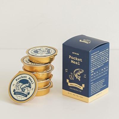 바잇미 포켓밀 - 연어 (30g*6개입)