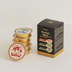 바잇미 포켓밀 - 버라이어티팩 (30g*6개입)
