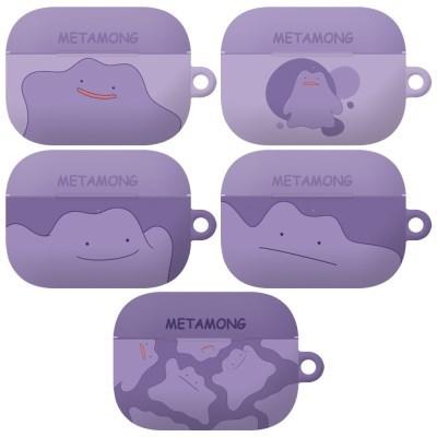포켓몬 메타몽 에어팟프로 하드케이스