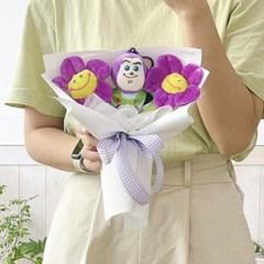 미니 토이스토리 버즈 인형 꽃다발