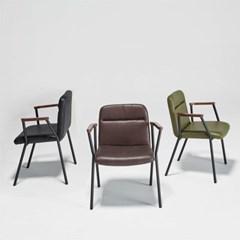 업소용 빈티지 인테리어 의자 (3colors)