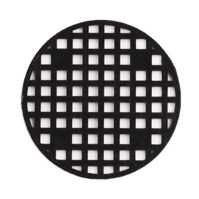 미미네가든 원형 화분 배수 깔망 (2.5cm)100개-루바망_(1340489)