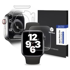 애플워치 풀커버 액정보호필름 측후면 풀세트 2매 40mm