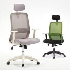 신디체어 학생 공부 사무용 컴퓨터 책상 메쉬 의자_(1211345)