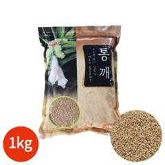 푸드푸미 깨토리 통깨 볶음참깨 1kg x 1봉