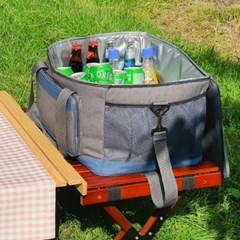 캠핑 쿨러백 보냉가방 아이스박스 30L