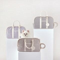 강아지 고양이 이동가방 딜리백 m  -더펫츠