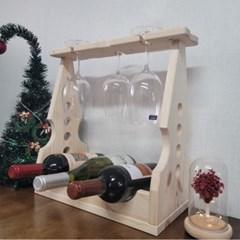 와인 303 원목 와인랙 진열장 거치대 친환경 가구 홈인테리어