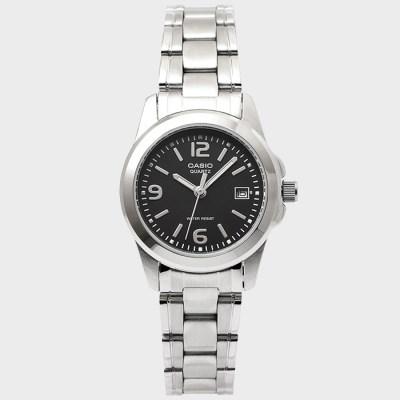 CASIO 카시오 LTP-1215A-1A 여성 메탈 손목시계