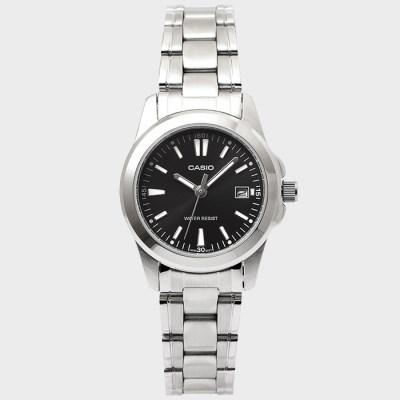 CASIO 카시오 LTP-1215A-1A2 여성 메탈 손목시계