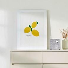 [모던하우스] 레몬 액자형 좌식테이블