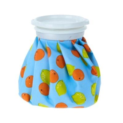 [모던하우스] 레몬 프린트 아이스백 7인치 블루