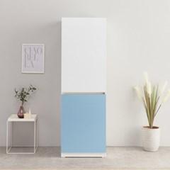 [도노코코] 플렉스 600옷장 11가지 색상 주문제작 항균필름 사용