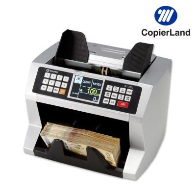 지폐계수기 BC2300 화폐/상품권계수/위폐감별