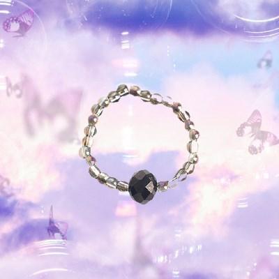 PSC_007 Ceres 육각형 비즈 반지