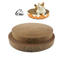 캣코 롤 고양이 스크래쳐 (소) 고양이장난감 고양이스크레쳐