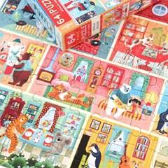 [이부] 코알라 하우스 64피스 퍼즐 5세이상