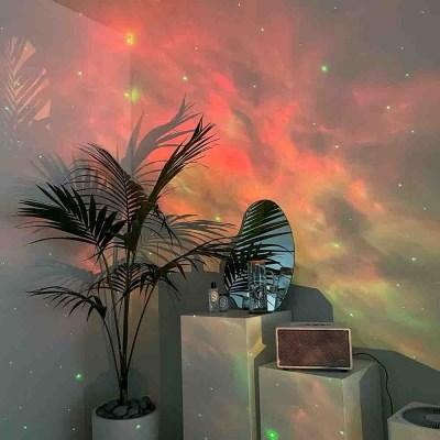 홈즈 오로라무드등 갤럭시 은하수 LED조명 방구석 우주여행
