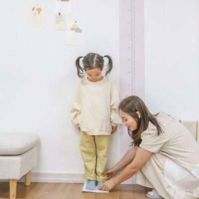 루미레브 아기 키재기자 (발재기자 측정기 증정) 아기방꾸미기