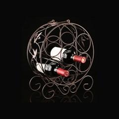 7구 와인랙 와인진열대 원목 와인 거치대