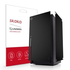 스코코 XBOX Series X 유니스킨 전신 보호필름 4종_(1150700)
