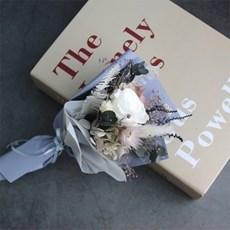 납골당 장식꽃(프리저브드플라워)2 color-납골당 꾸미기 추모꽃
