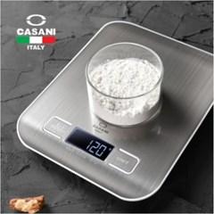 [까사니] 주방용 전자저울 1kg