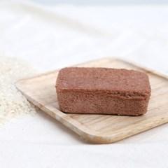 초코설기(8개) 프리미엄강화섬쌀 식사대용 어린이간식_(1506588)