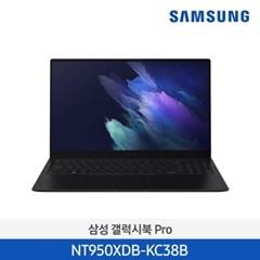 갤럭시북 Pro 39.6 cm Core™ i3 / 256 GB NVMe SSD NT950XDB-KC38B