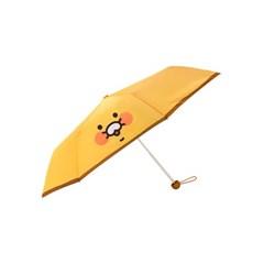 카카오프렌즈 춘식이 3단 커버 우산C18043