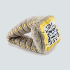 포티에 시계 애견장난감