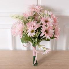거베라부케 24cmP 조화 웨딩 결혼 축하 선물 FMBBFT