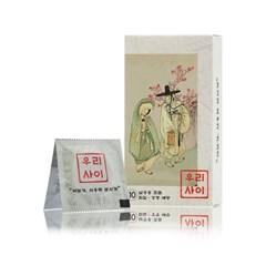 [우리사이] 초박형 울트라씬 콘돔 10P
