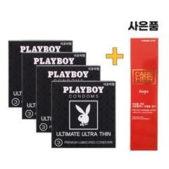 [플레이보이] 극초박형 콘돔 3P 4set 12P구성