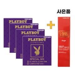 [플레이보이] 스페셜믹스 콘돔 4P 4set 16P구성