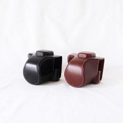 후지 Fuji XT100 카메라 케이스 파우치 넥스트랩