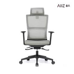 [올즈] 벨리 바른 자세교정 S라인 학생 사무용 책상의자 시공