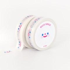 RiCO SMILE WHITE masking tape