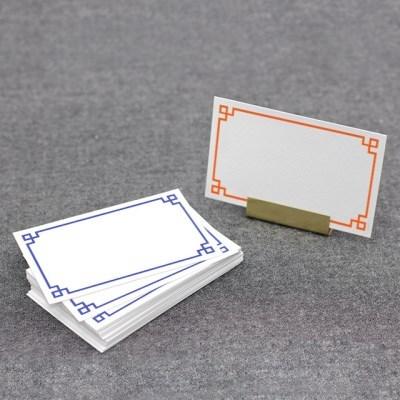 [원더스토어] 매장 가격표 쇼케이스 POP 컬러 메모지 10_(6541049)