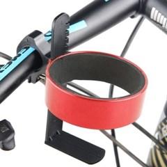 자전거 컵홀더 물병거치대(레드)