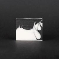 [수제비누] 숯 마블 비누