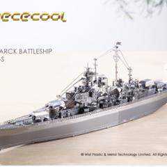 배조립 해군함정 군함 비스마르크 항공모함프라모델