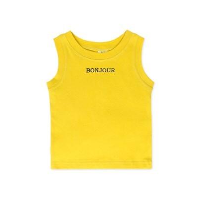 [마미버드] 안녕 티셔츠 (2color)
