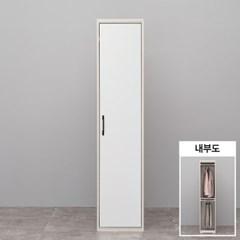 가구데코 플랫 400 옷장 BK2006