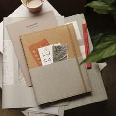 [Standard] Diary_Half_Perm_Large