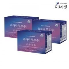 [이너셋] 흑하랑부루수 3박스, 100mlX10포X3박스