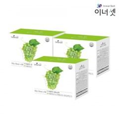 [이너셋] 콜라겐 곤약젤리 150gX10포X3박스 저칼로리간식
